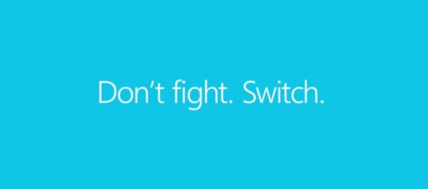 switch Nokia lumia 620x274 Dont fight, switch: Nokia lacht über Apple und Samsung [Video]