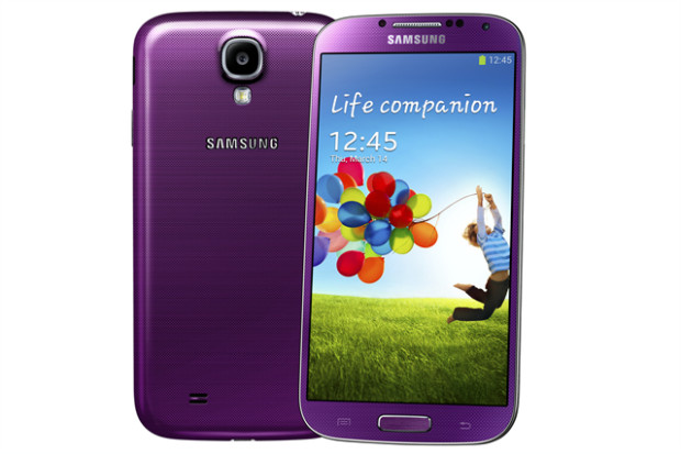 GS4 Purple 7 620x413 Galaxy Mega bald in Plum Purple erhältlich