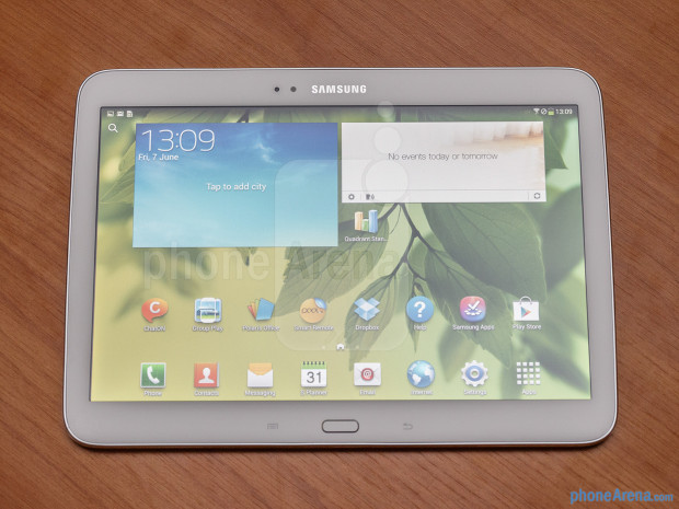 Samsung Galaxy Tab 3 10.1 hands on 620x465 Hands On vom Samsung Galaxy Tab 3 10.1 mit Intel inside