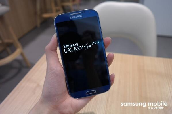 galaxy s4 lte-a lte-advanced 4