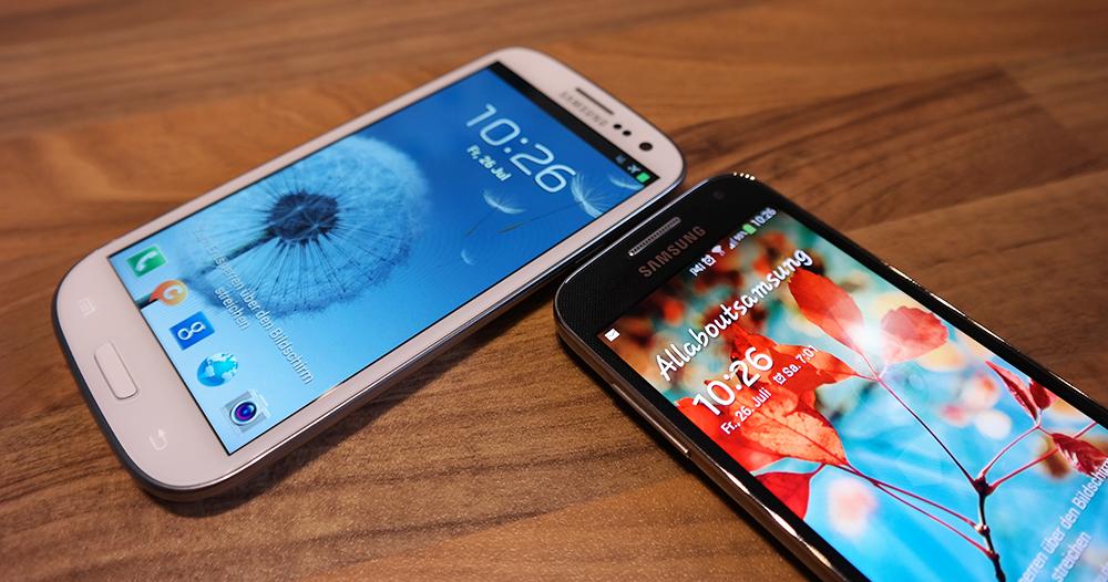 Telekom äußert Sich Zum Günstigen Angebot Des Galaxy S4 Mini All