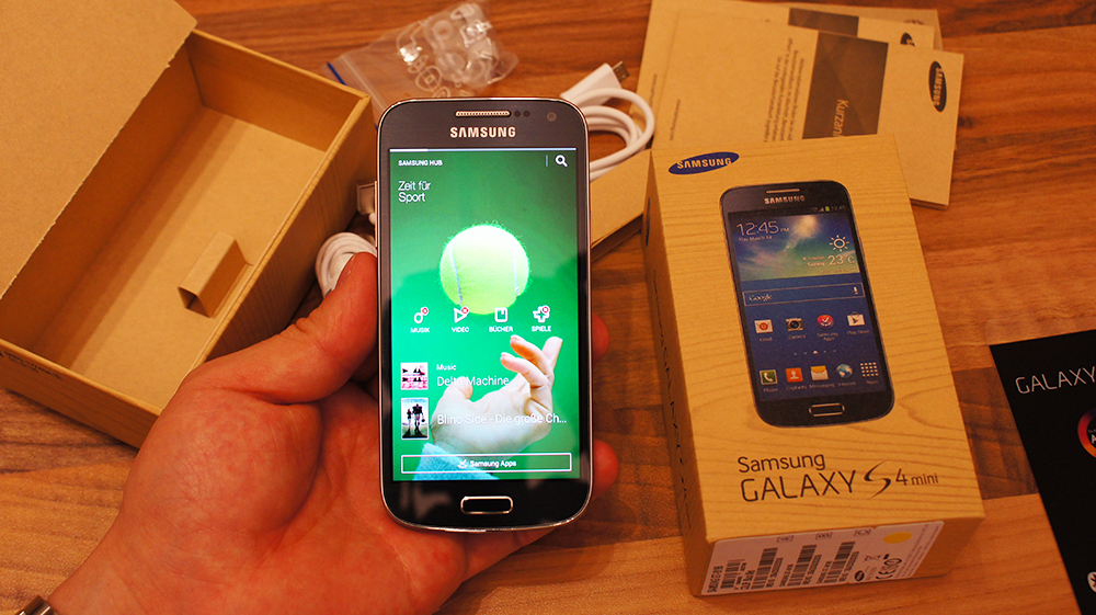 Samsung Galaxy S5 Specification Details