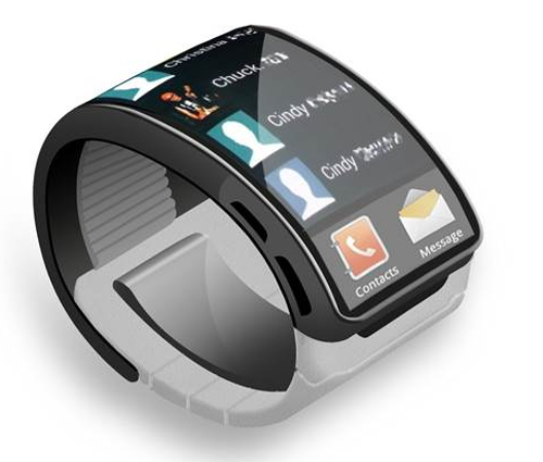 neue informationen zur galaxy gear smartwatch. Black Bedroom Furniture Sets. Home Design Ideas