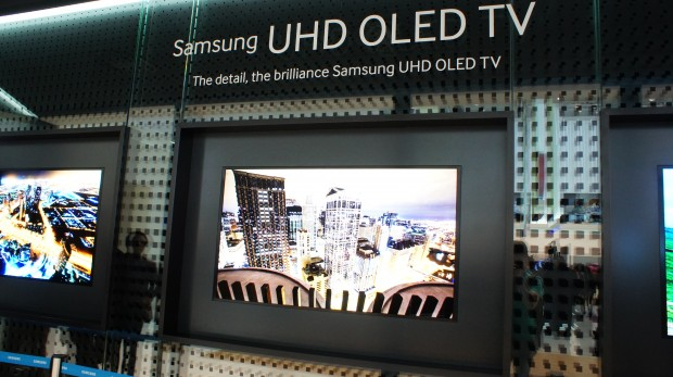 UHD UltraHD 4K OLED TV