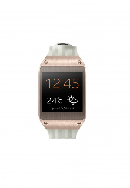 Galaxy Gear_001_Front_Rose Gold