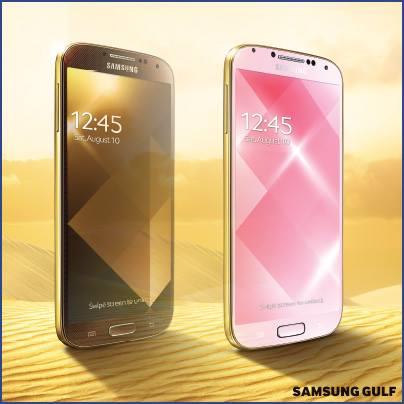 Goldenes_Galaxy_S4