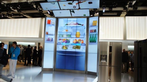 kühlschrank 0011 620x347 Zu zweit smarter: Kühlschrank + TabPRO 12.2 gratis oder Waschmaschine + Galaxy S5 gratis