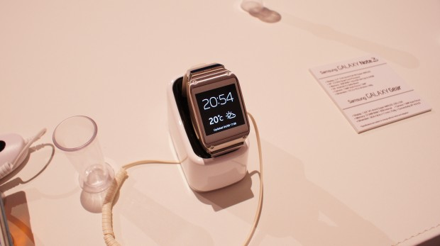 unpacked 2013 ifa 0167 620x347 Die Samsung Galaxy Gear im kurzen Hands On