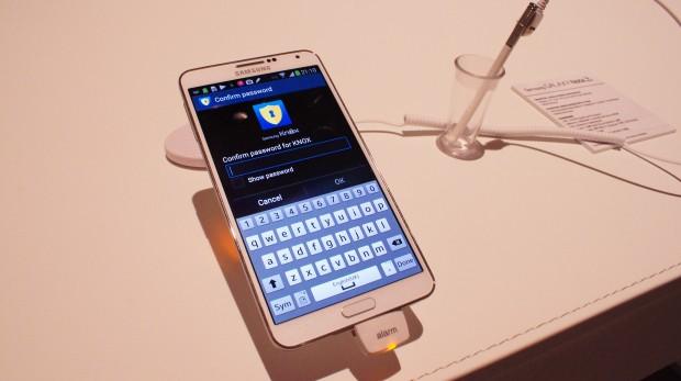 Samsung Galaxy Note 3 Unpacked