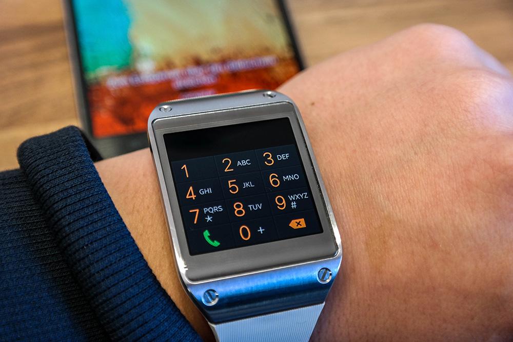 samsung galaxy gear testbericht was kann samsungs smartwatch
