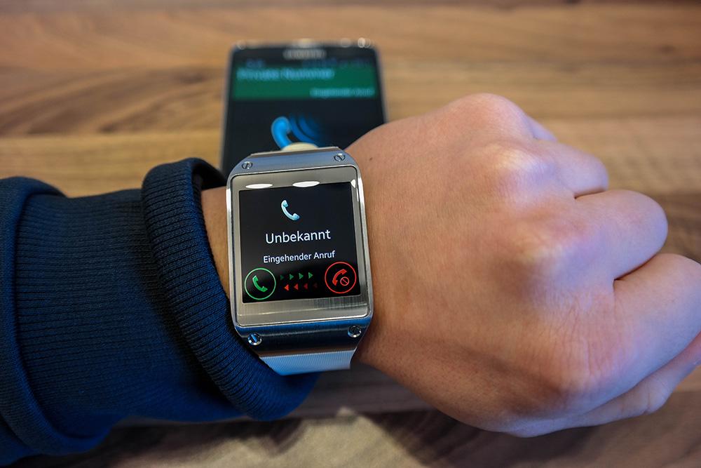 Samsung Galaxy Gear Testbericht: Was kann Samsungs ...