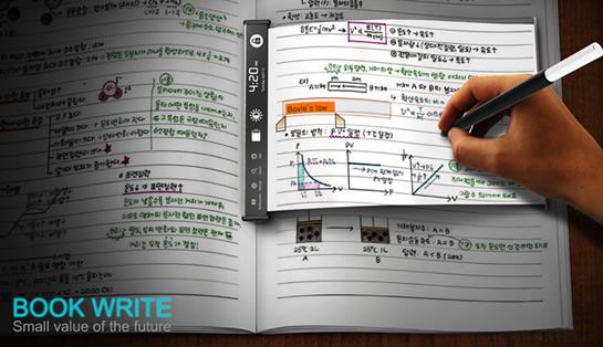 bookwrite-transparentes-flexibles-oled