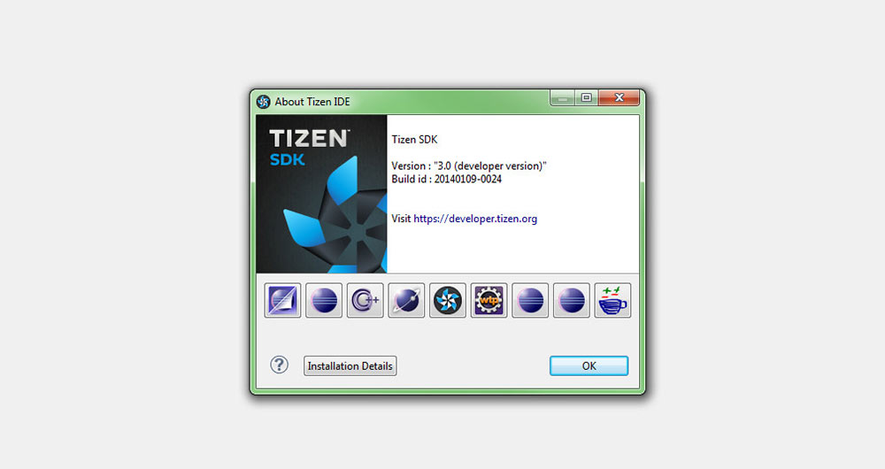 Tizen SDK 3 0 in früher Version bereits durch Trick