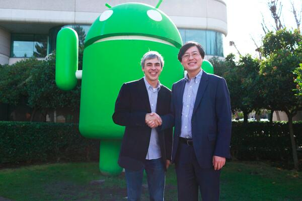 google-lenovo-android