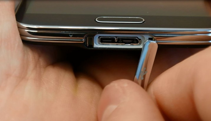 Samsung Galaxy S5 MicroUSB