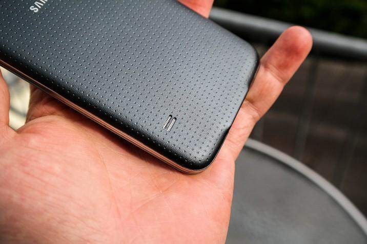 Samsung Galaxy S5 Lautsprecher