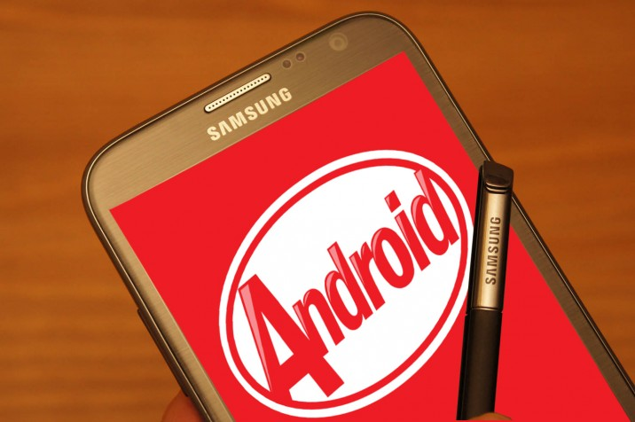 Samsung Galaxy Note II kitkat1 716x476 Samsung Galaxy Note II: Android 4.4.2 Update in Frankreich gestartet