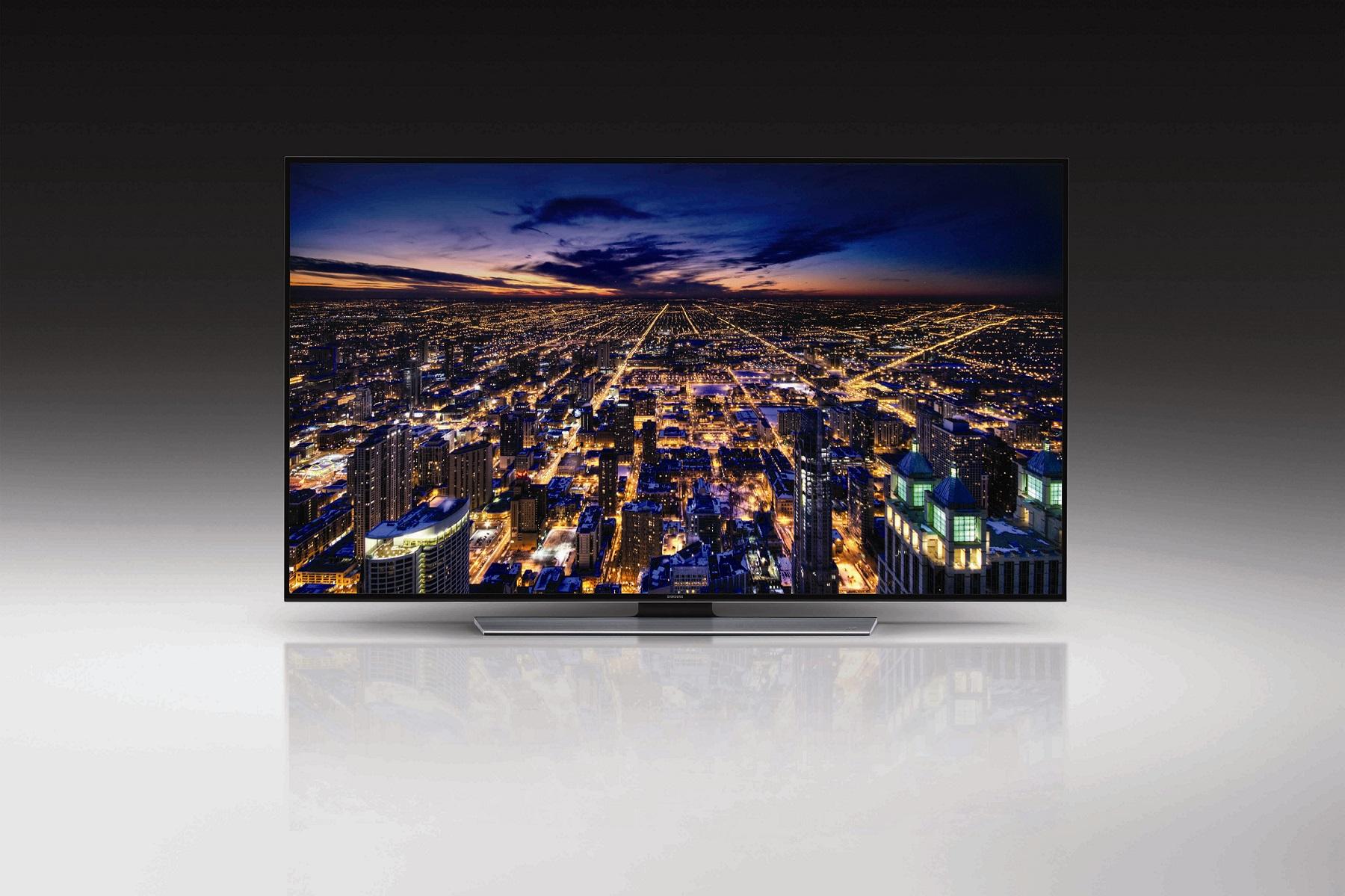 Samsung stellt UHD-SmartTVs für Deutschland vor: 48 Zoll ab 2049 Euro