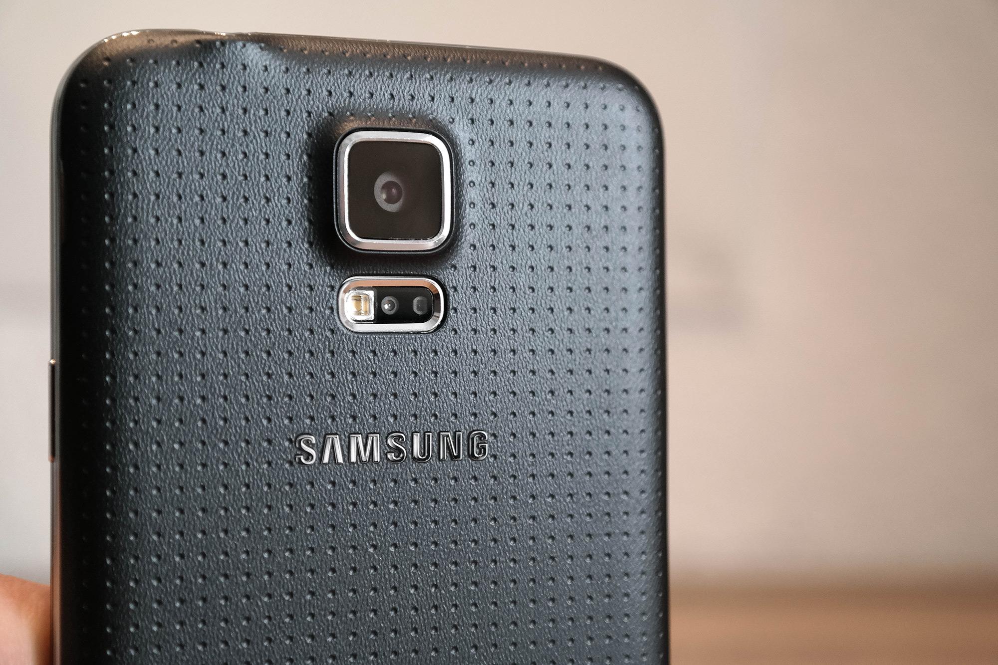 Samsung erklärt und behebt den Kamerafehler des Galaxy S5