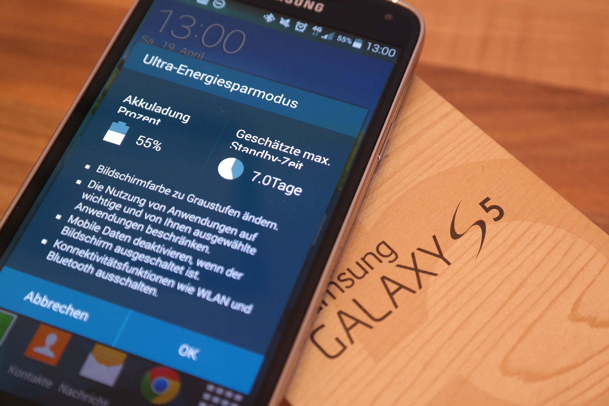 Samsung Galaxy S5 Tipps und Tricks