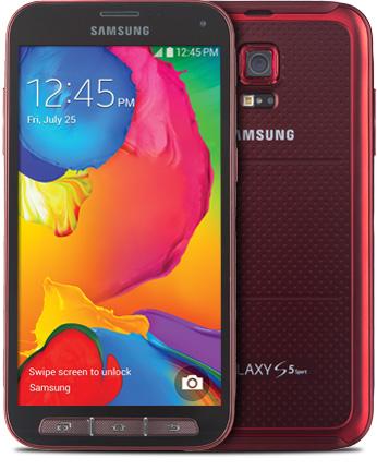 Galaxy-S5-Sport_Red