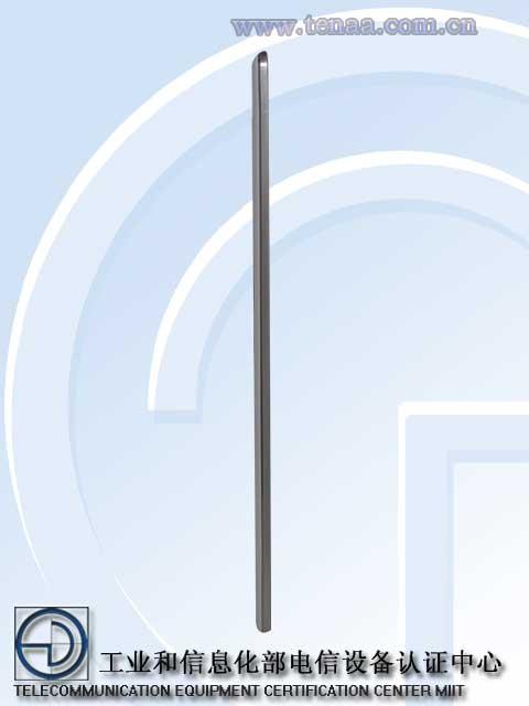 Galaxy Tab S 8.4: Fotos zeigen extrem dünnes Design