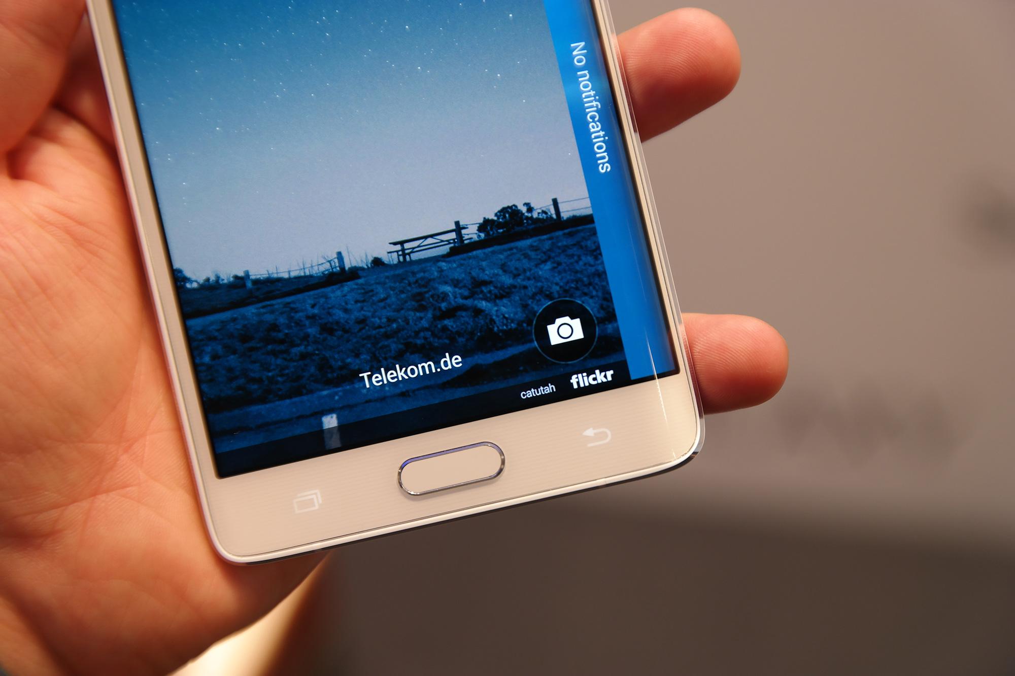 Samsung Galaxy Note Edge: 899 Euro UVP in Deutschland und Informationen zur Premium Edition