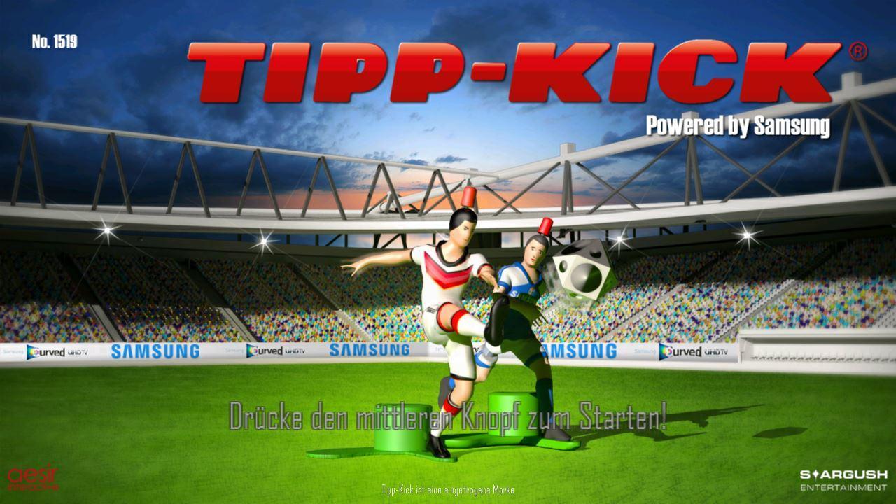 Tipp Kick App