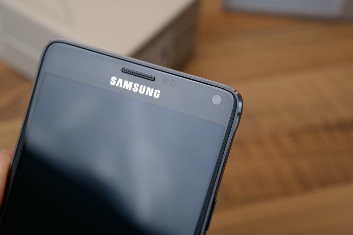 Galaxy Note 4: Sicherheitsupdate für März optimiert Akkuverbrauch
