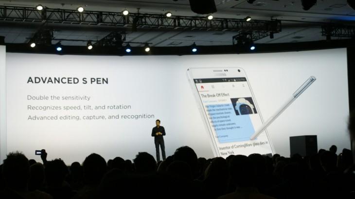 Samsung stellt verbesserten S-Pen vor