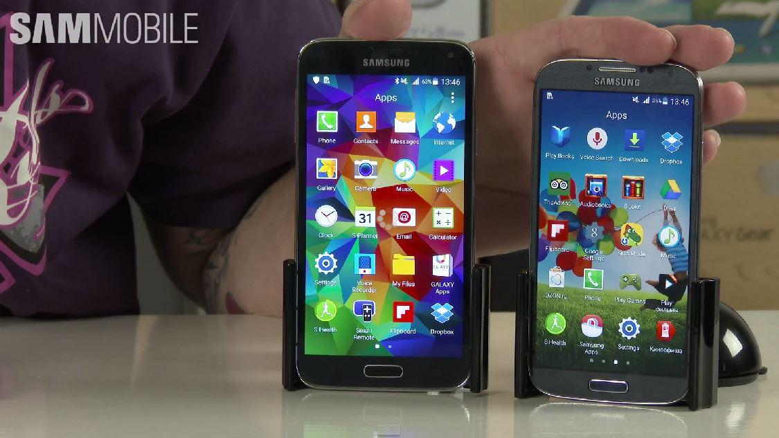 Galaxy S5 erhält ab heute das Update auf Android 5.0 Lollipop