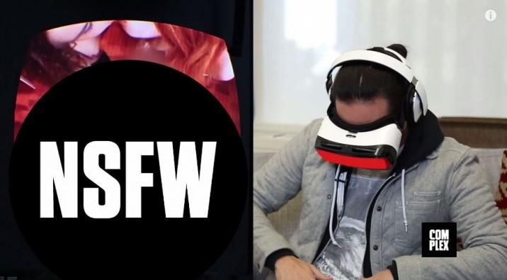 Die eigentliche Stärke der Samsung Gear VR: Porn! - All