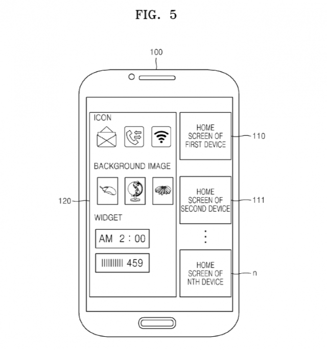 samsung-home-screen-patent