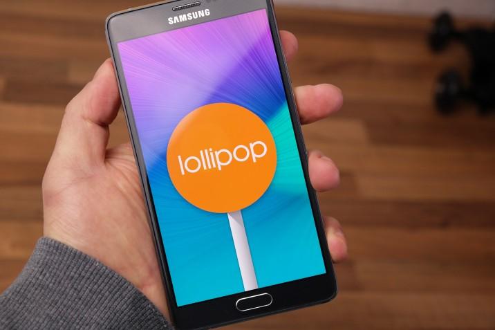 Samsung_Galaxy_Note4_Lollipop