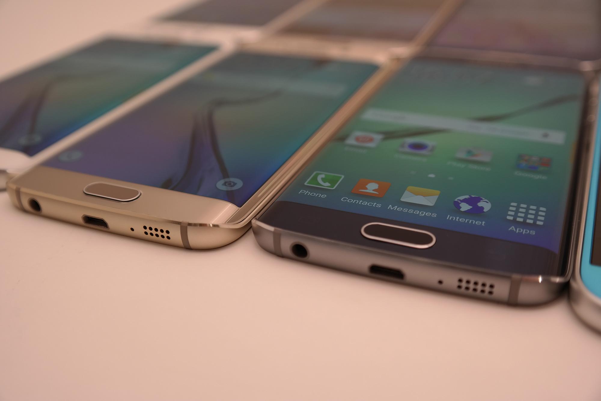 Samsung Galaxy S6 & S6 Edge in Frankfurt und Berlin ausgestellt, Vorbesteller mit Vorteilen