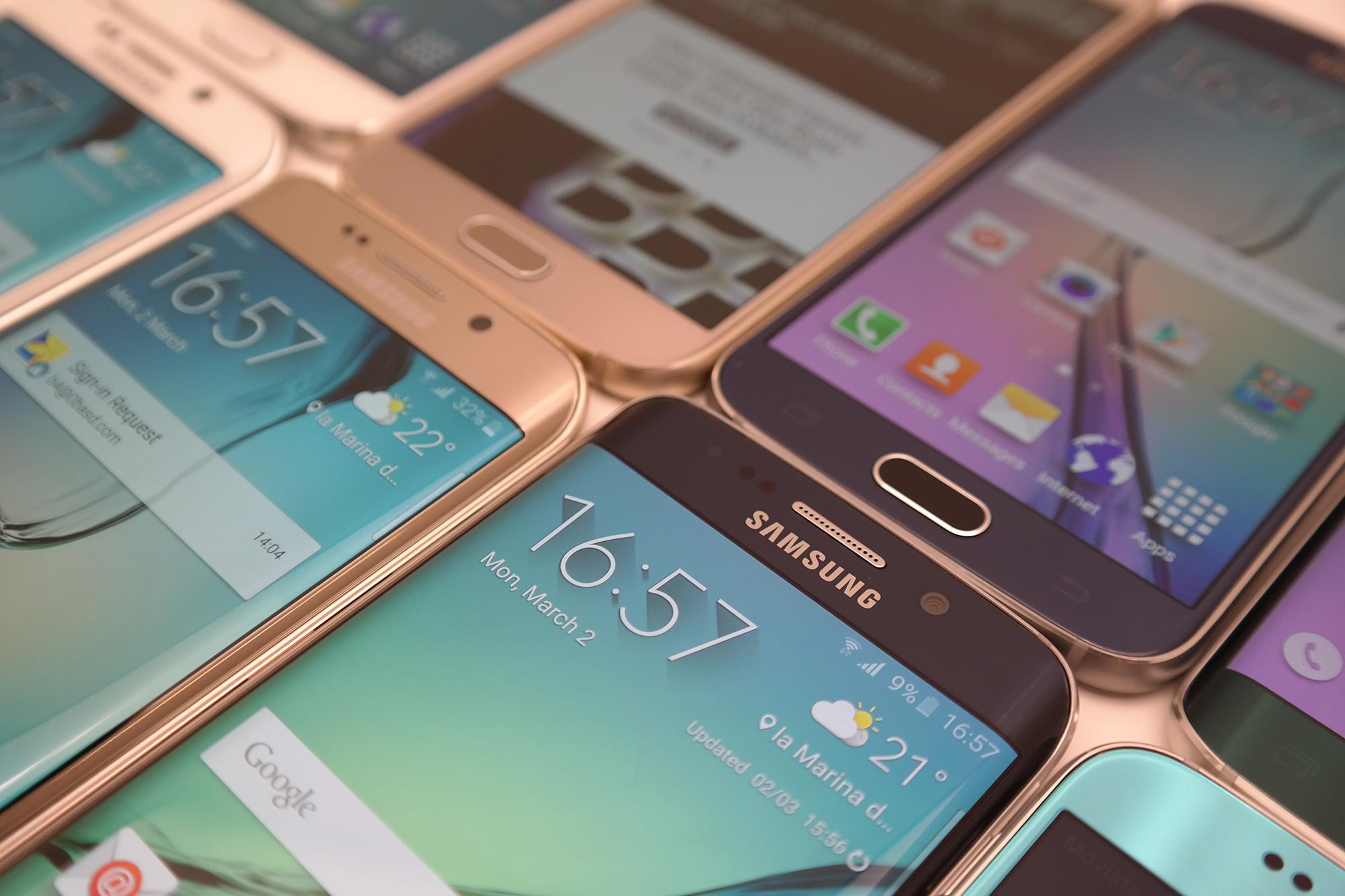 Samsung Galaxy S6 mit bestem Smartphone-Display laut DisplayMate