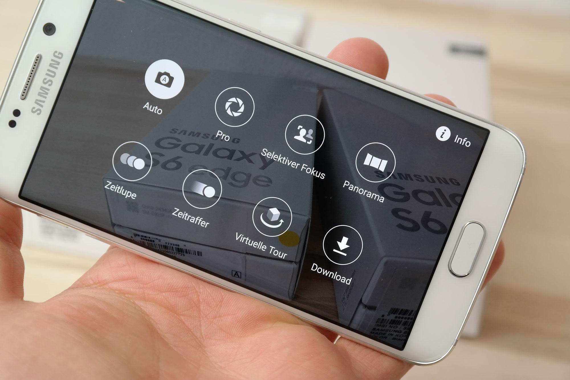 Galaxy S Home Button Belegen