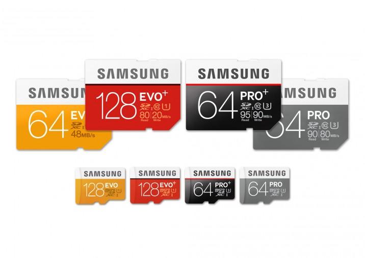 Samsung_Speicherkarten_Portfolio_Plus
