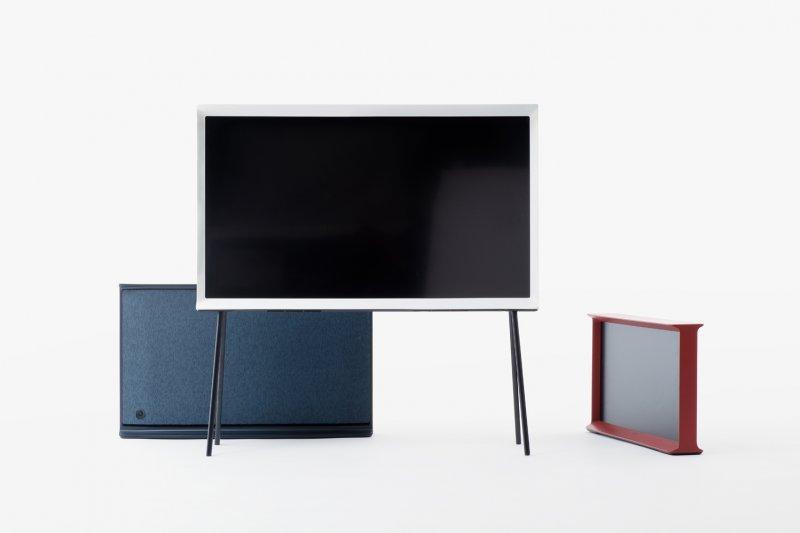 samsung serif tvs im au ergew hnlichen design all about. Black Bedroom Furniture Sets. Home Design Ideas