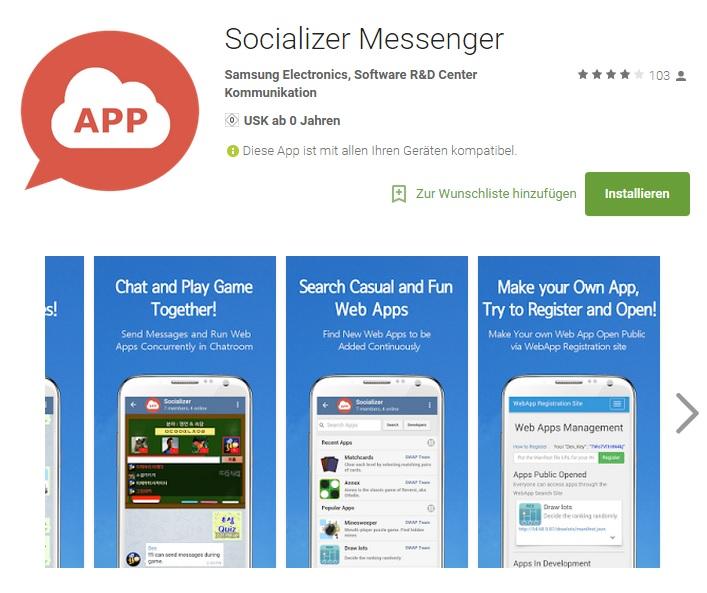 Socializer-Messenger