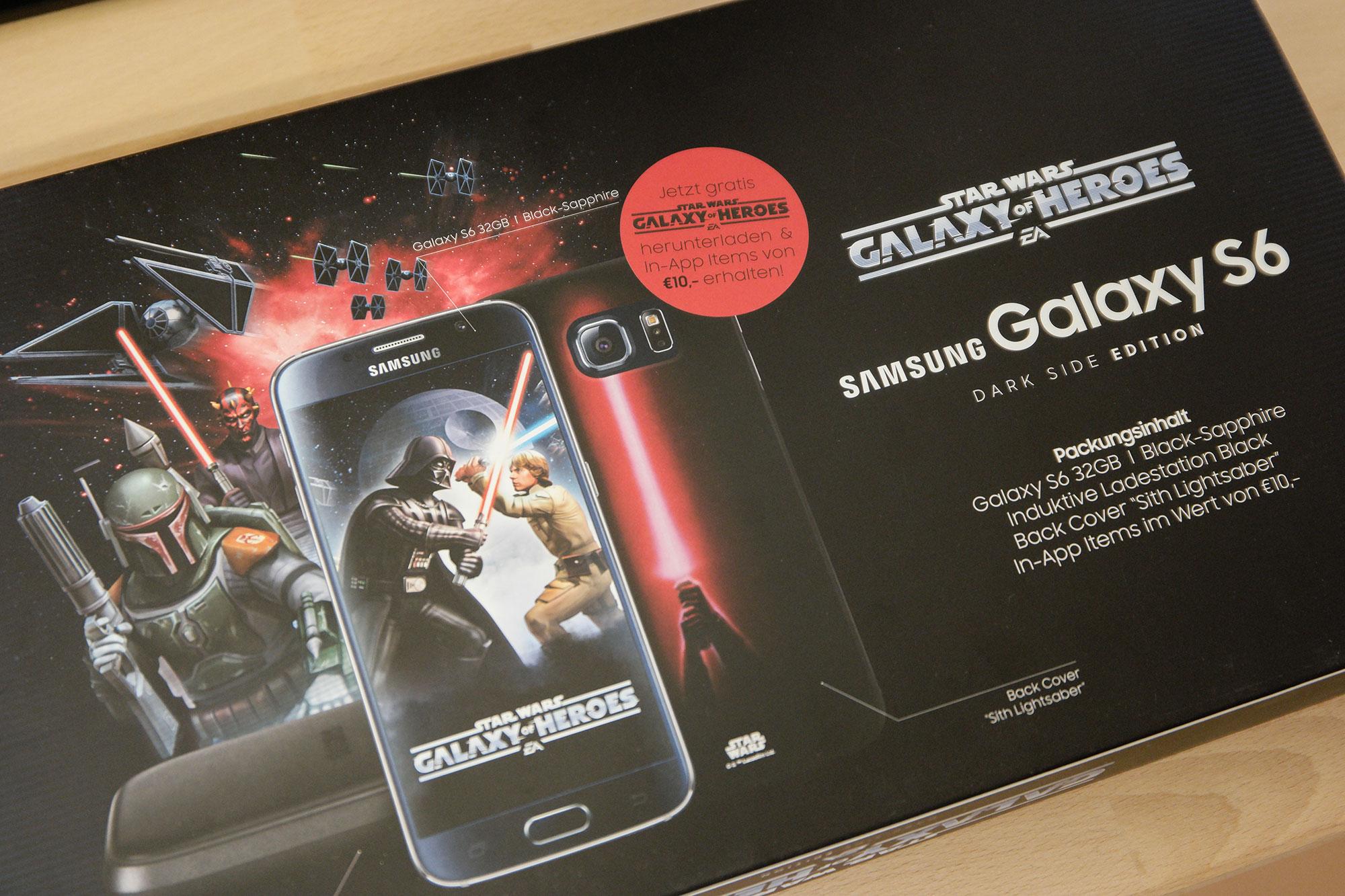 gewinnspiel samsung galaxy s6