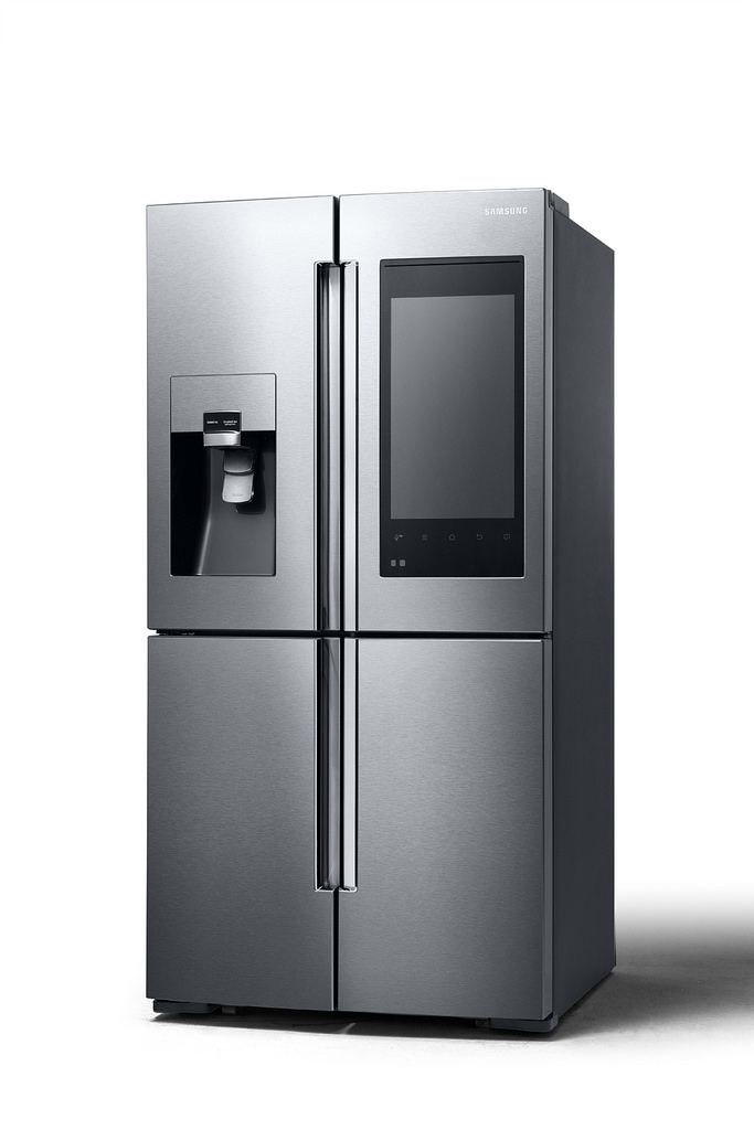 Kühlschrank-mit-Display