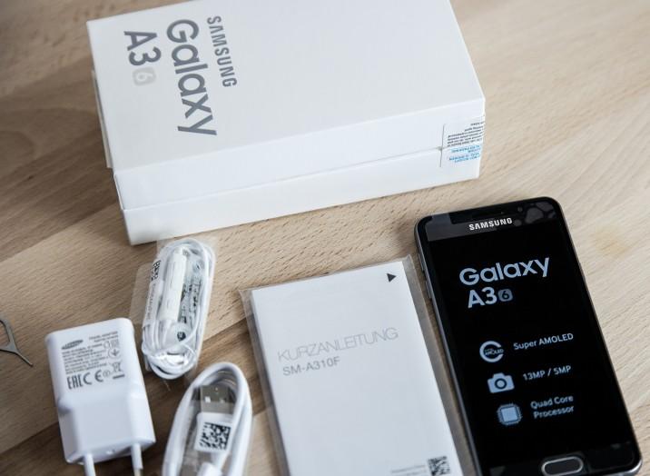 Samsung_GalaxyA3_Lieferumfang