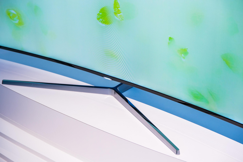 samsung ks9090 das neue suhd modell auf der ces angeschaut 4k all about samsung. Black Bedroom Furniture Sets. Home Design Ideas
