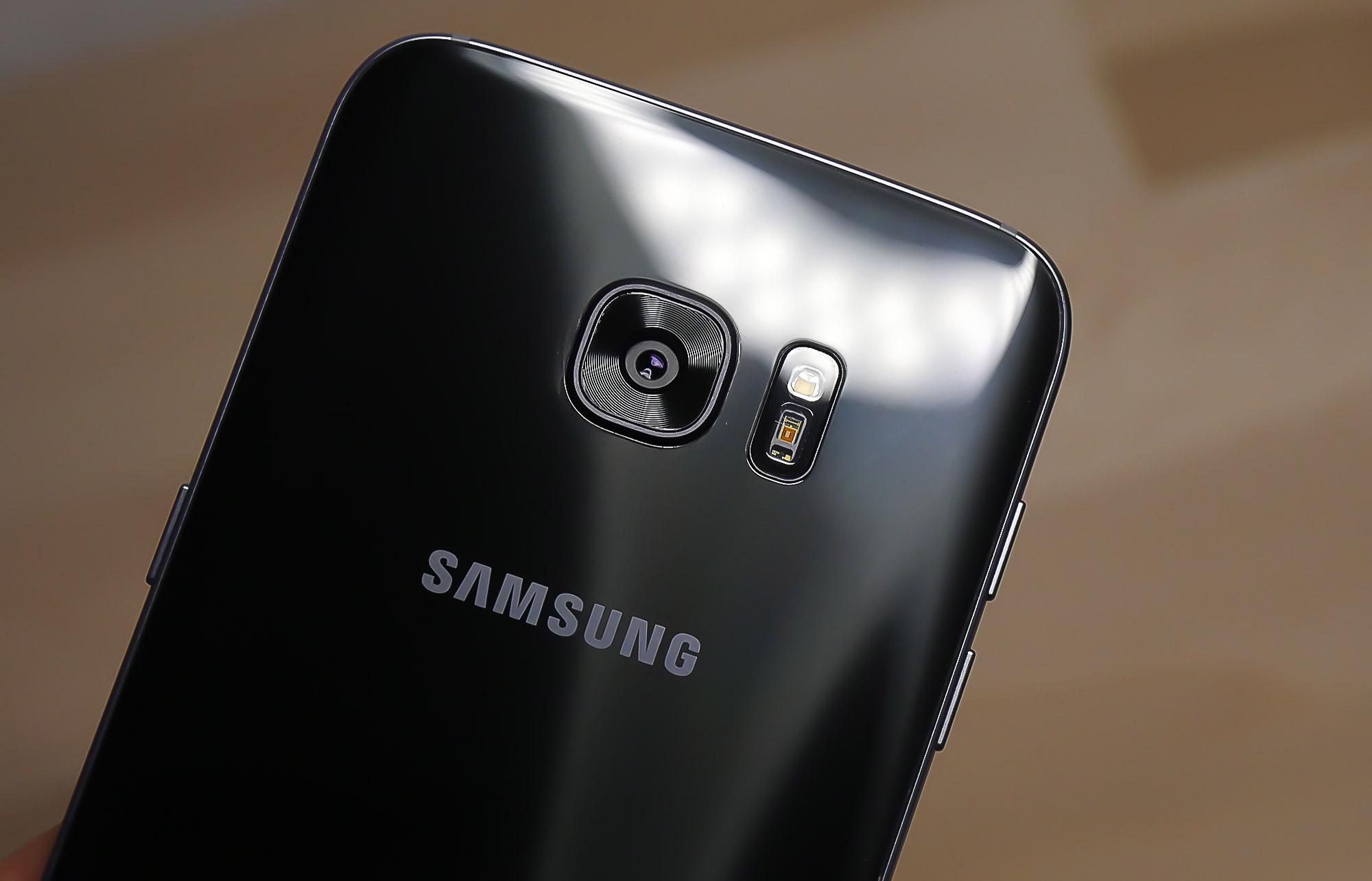 Samsung Galaxy S7 Edge Im Ersten Kameravergleich Mit Dem
