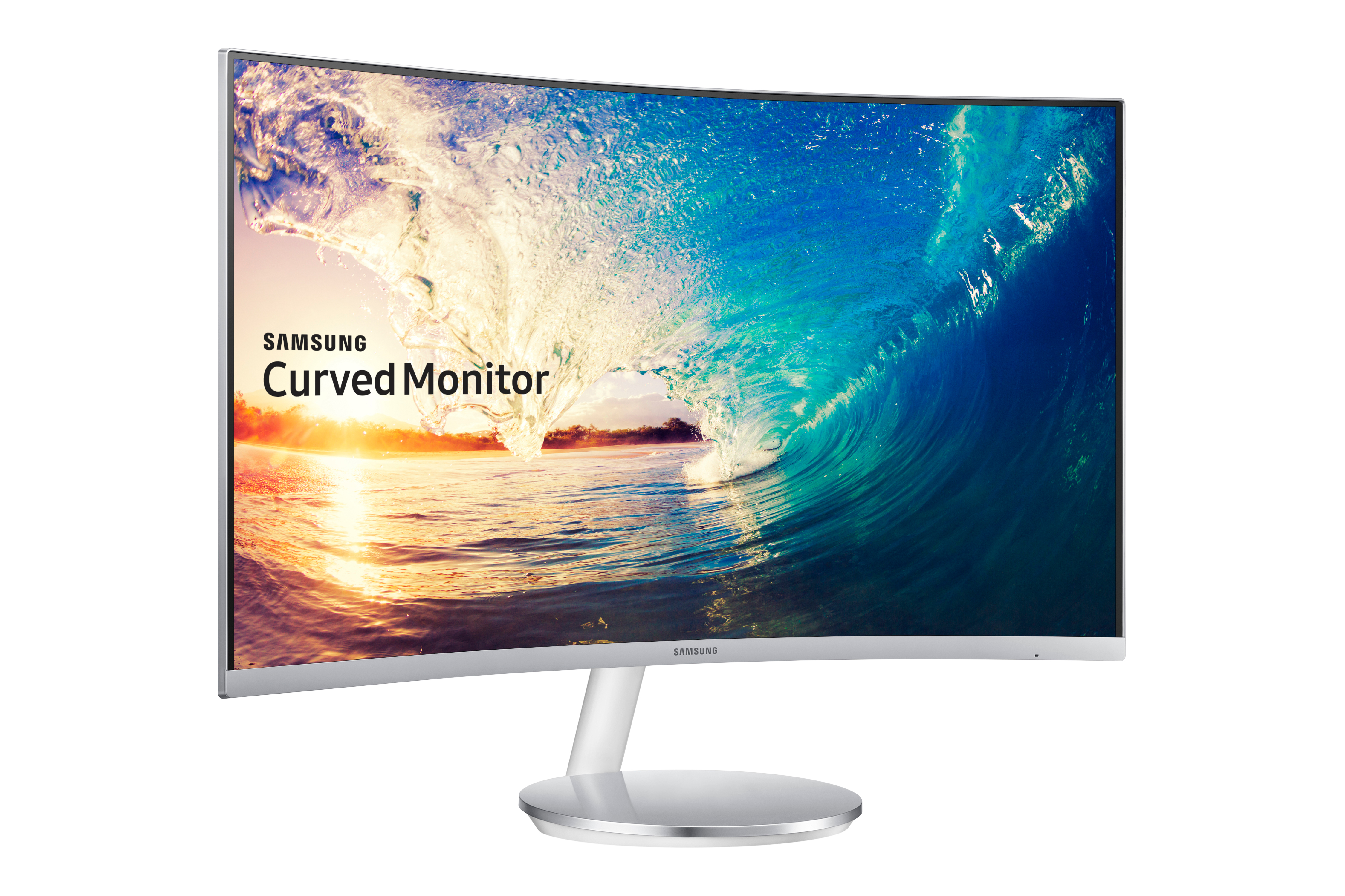 Samsung bringt neue Curved-Monitore mit stärkerer Wölbung und ...