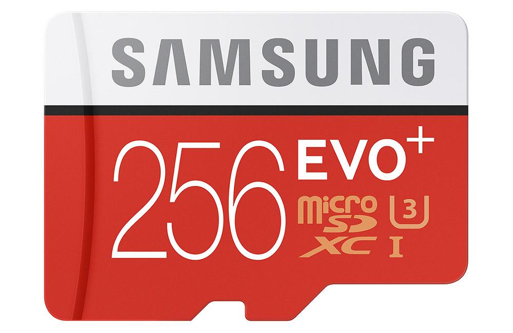 samsung stellt viel zu teure microsd karte mit 256gb vor. Black Bedroom Furniture Sets. Home Design Ideas