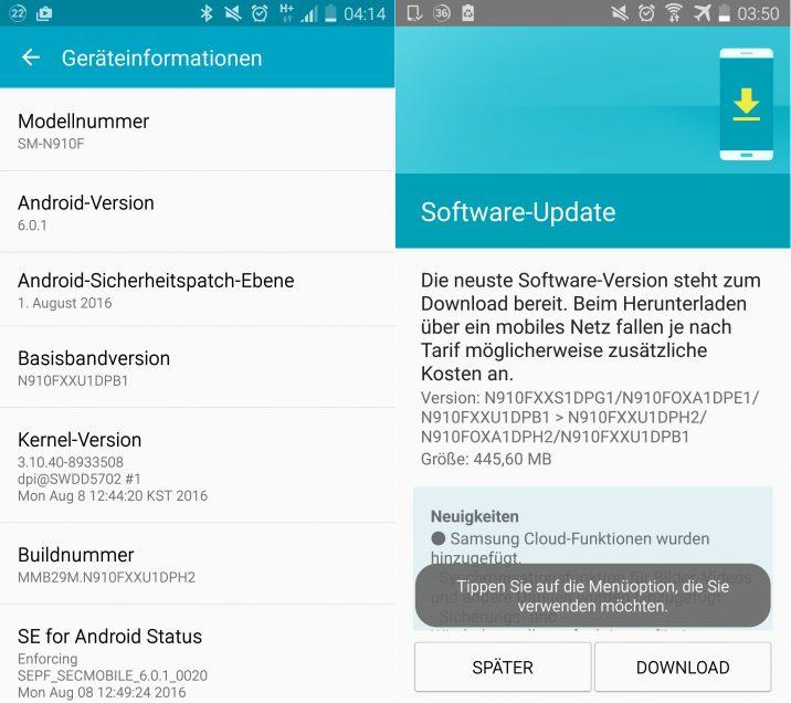 GalaxyNote4_August_SamsungCloudUpdate