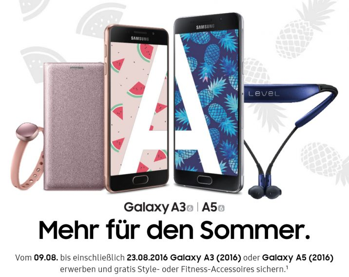 MehrfuerdenSommer_SamsungGalaxyA2016_Aktion