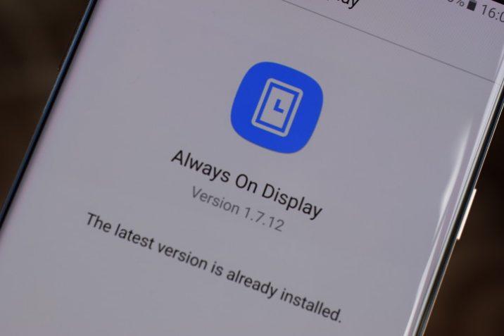 Galaxy S9: Always On Display mit neuen Funktionen unter Android Pie
